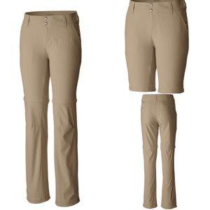 Convertible Hiking Pants 8 Short *Like New*